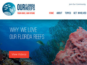 Outreach Campaign: Our Florida Reefs